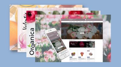 20 moderne E-Commerce-Vorlagen für deinen Erfolg im Online-Handel