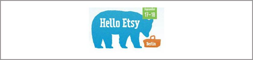 Interessant für Existenzgründer mit kreativen Ideen: Etsy Konferenz in Berlin im September 2011