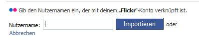 facebook-anwendung