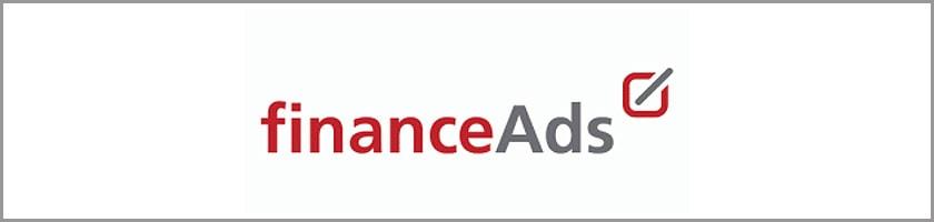 Affiliate-Netzwerk financeAds: Interessanter Anbieter von Finanz- und Versicherungsprodukten