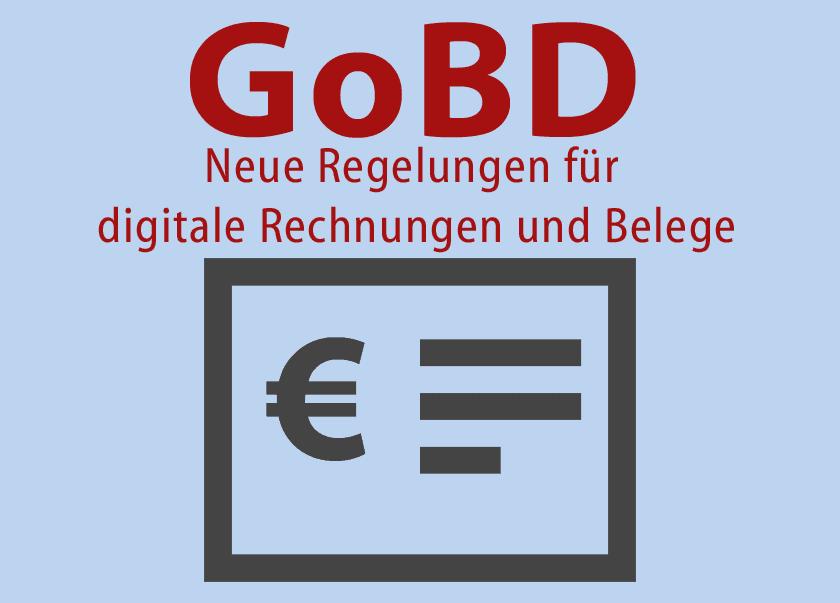 Gobd Neue Regelungen Für Digitale Rechnungen Und Belege Seit 112017