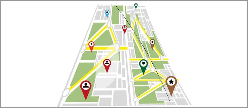 Google Places Optimierung für eine bessere Platzierung in den lokalen Suchergebnissen