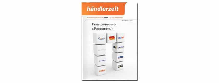 Kostenlose und informative Magazine im Internet - Teil 3: Händlerzeit von Tradoria für Online-Shopbetreiber
