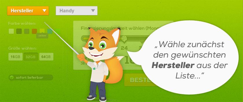 Partnerprogramm des Monats: HandyinRaten.de