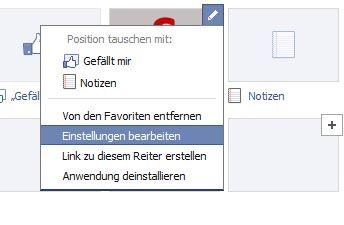 Ein Impressum auf Facebook-Fanpages einfügen