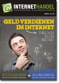 internethandel juni 2013