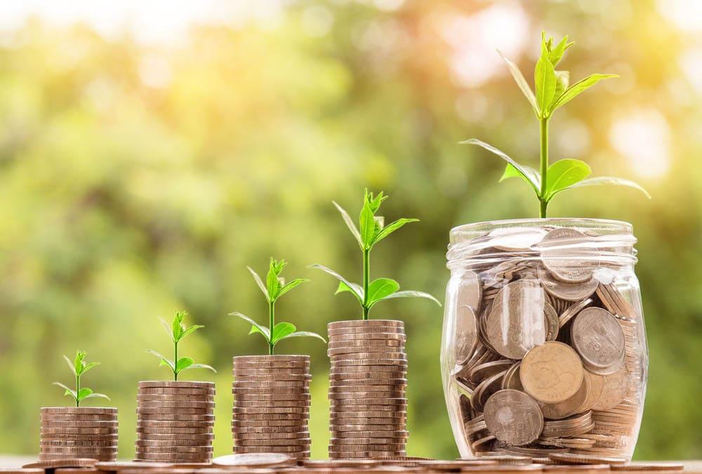 Investieren statt sparen