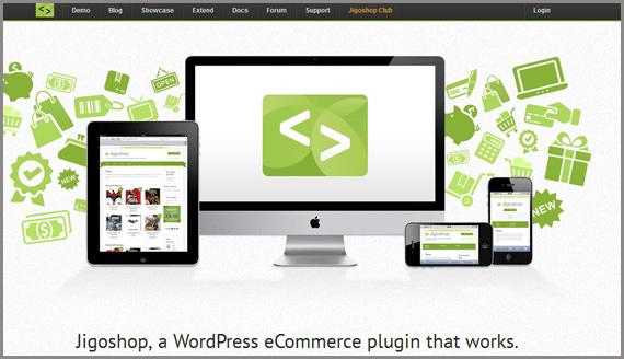 Mit dem kostenlosen Ecommerce-Plugin Jigoshop einen Shop in WordPress einbauen