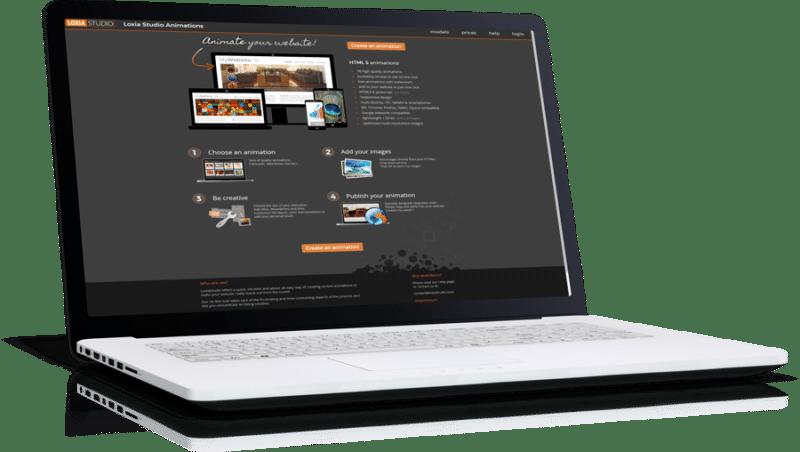 Software-Test: Loxiastudio - Online-Anbieter von kostenlosen Flash- und HTML-Animationen