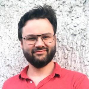 Martin Gebhard, Entwickler von feedsy