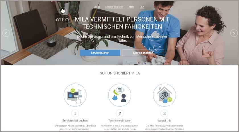 Mila Plattform
