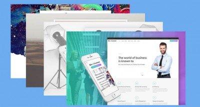 15 minimalistische WordPress-Themes für dein Business