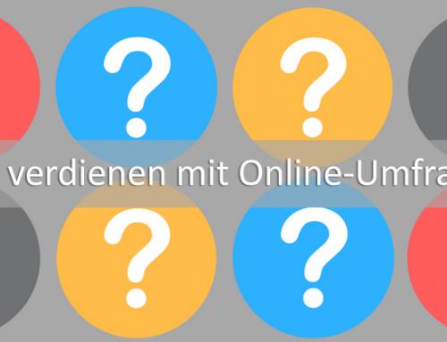 Mit Online-Umfragen Geld verdienen: Wichtige Informationen und Umfragen-Anbieter