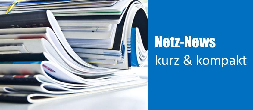 Netz-News - Was gibt's Neues online?