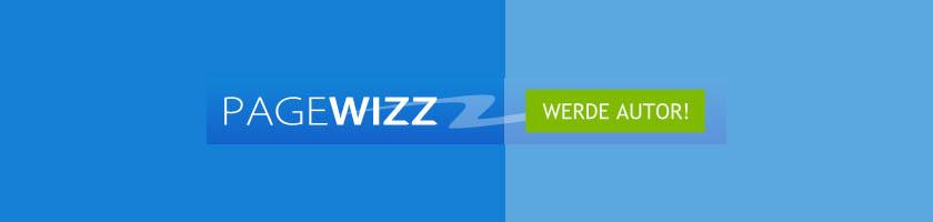 Auf PageWizz Artikel schreiben und Geld verdienen