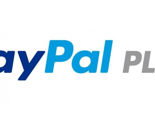 Werbung: PayPal PLUS liefert beliebte Zahlarten in einer Komplettlösung