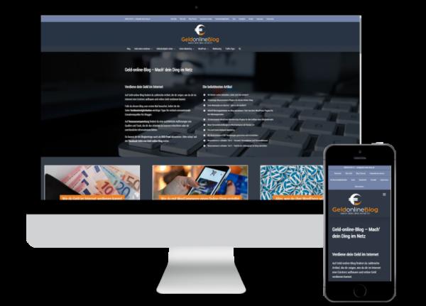 responsives-Weblayout