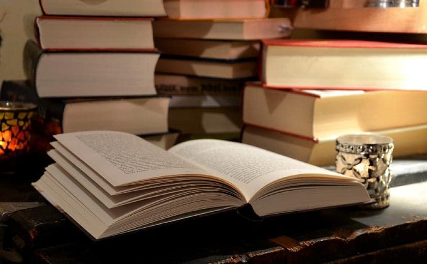 Schreibblockaden überwinden: Viel lesen