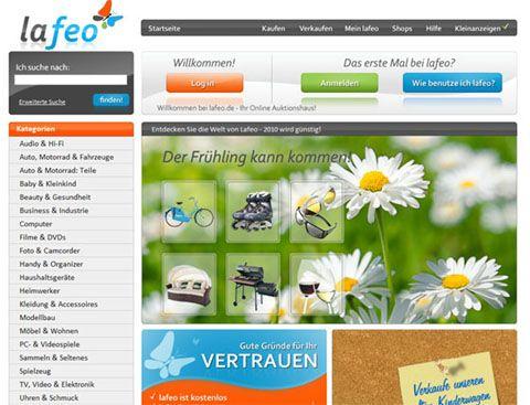 Mit lafeo ganz einfach einen Online-Shop erstellen