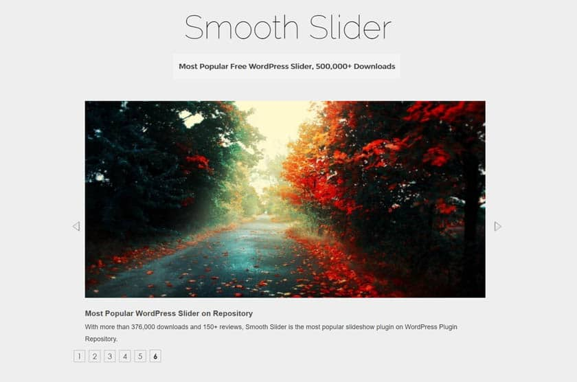 Smooth Slider