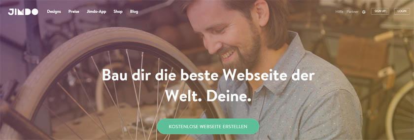 Firmenwebsite-Erstellung mit Homepage-Baukasten: Die Vor- und Nachteile