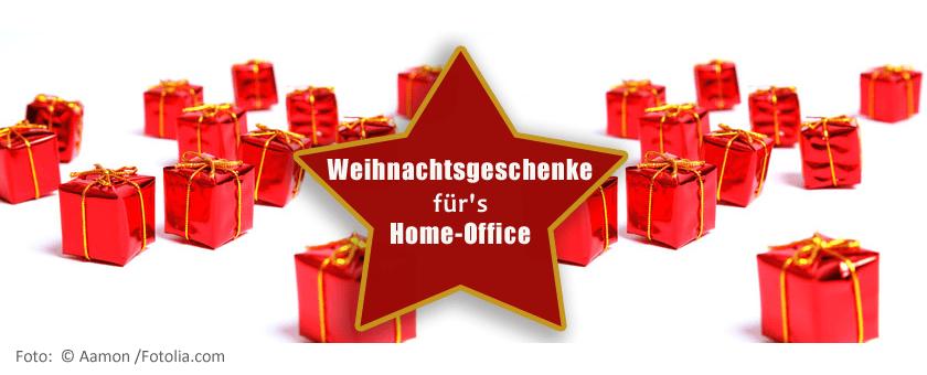 Weihnachtsgeschenke fürs Home-Office