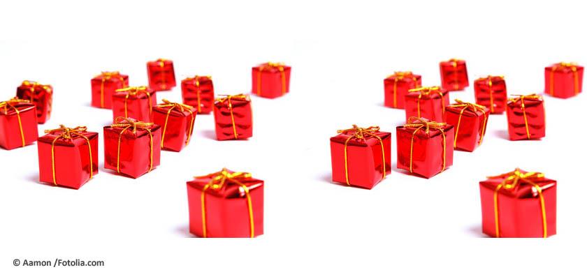 Weihnachtsgeschenke für jeden: Website- und Geschenketipps für Heiligabend