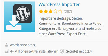 WordPress-Importer